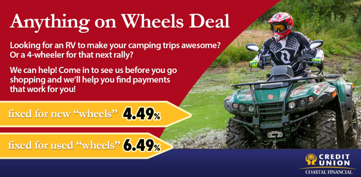 Anything on Wheels Deal - revised May 2016